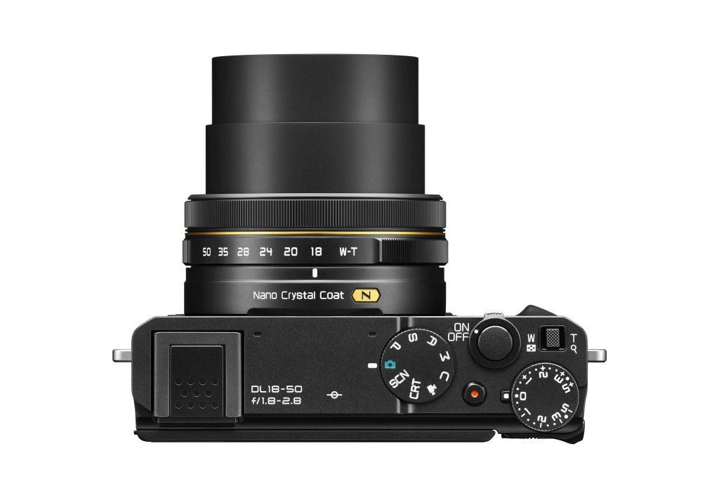 foto zoom Nikon DL18-50 f/1.8-2.8