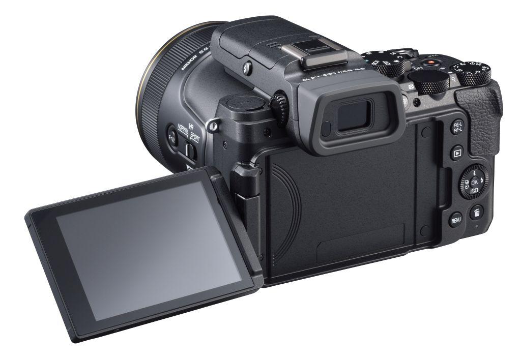 lcd rabatabil Nikon DL24-500 f/2.8-5.6