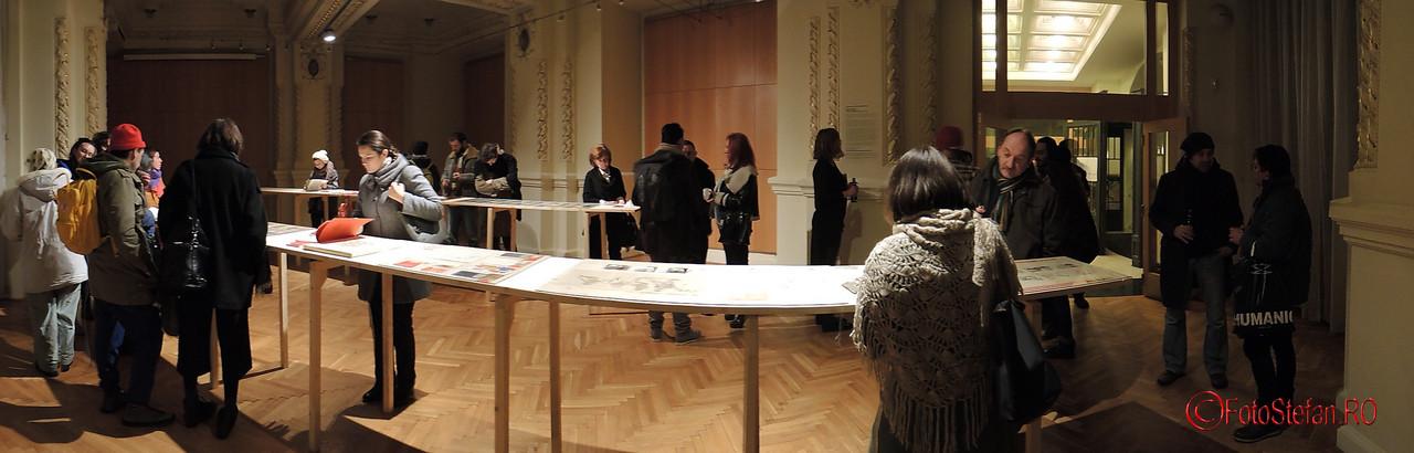 poze Future Museum centrul Ceh Bucuresti