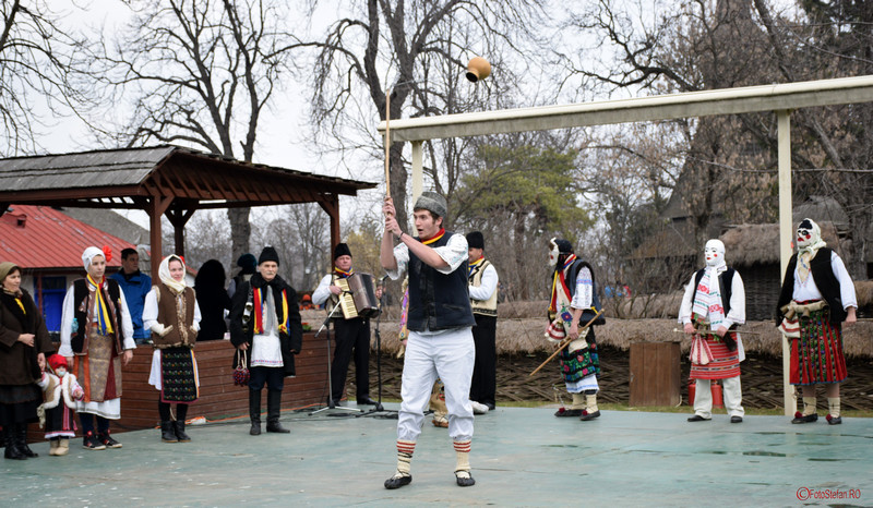 traditii dragobete muzeul satului
