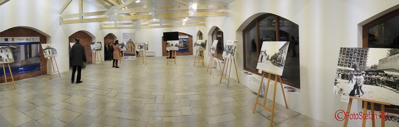 poza panoramica sala Lapidarium a Casei Filipescu-Cesianu