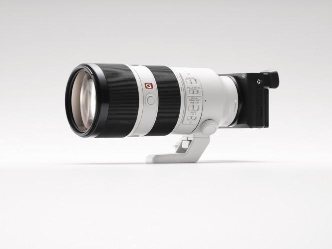 zoom Sony FE 70-200mm f/2.8 GM OSS