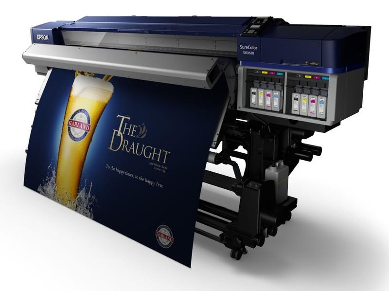 imprimanta de mare dimensiune Epson SureColor SC-S60610