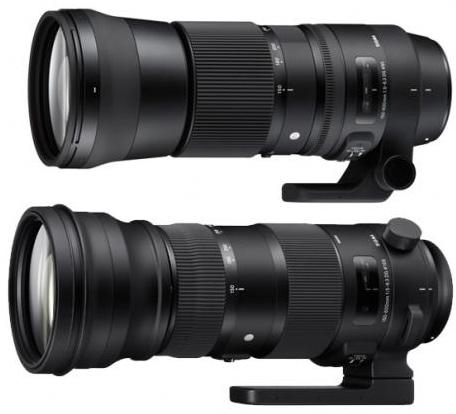 poza Sigma 150 - 600 mm f:5 - 6,3 DG OS HSM