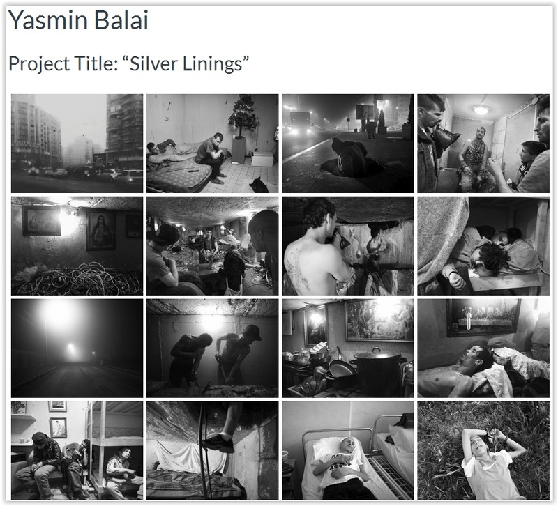 """Yasmin Balai """"Silver Linings"""""""