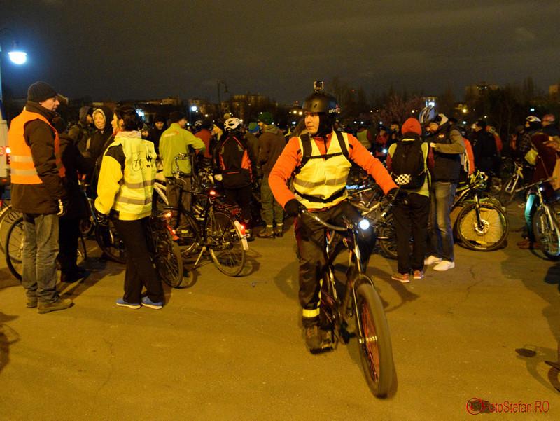 foto poza pregatire mars biciclisti ora pamantului bucuresti 2016