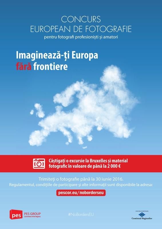 concurs european de fotografie Imagineaza-ti Europa fara frontiere
