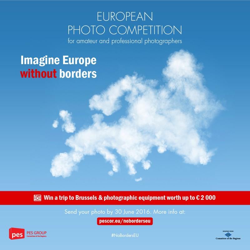 european photo contest Europe without borders