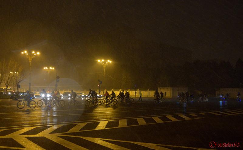 poza foto marsul biciclistilor ora pamantului