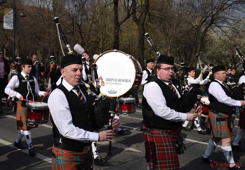 poza parada Sfântul Patrick Saint Patrick bucuresti #StPatricksDay