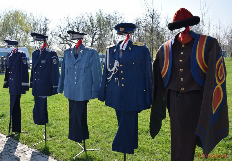 poza uniforme politia romana