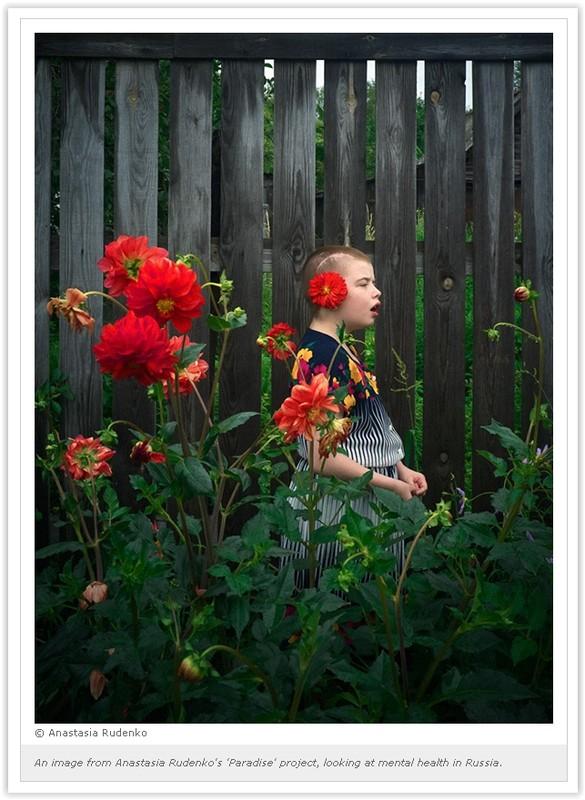Anastasia Rudenko canon photojournalism award winner