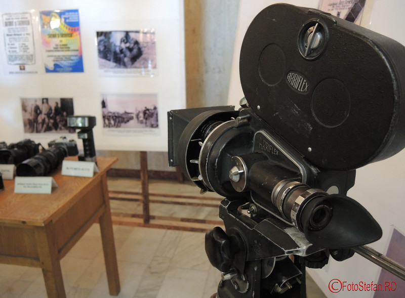 poza vechia aparat filmat film