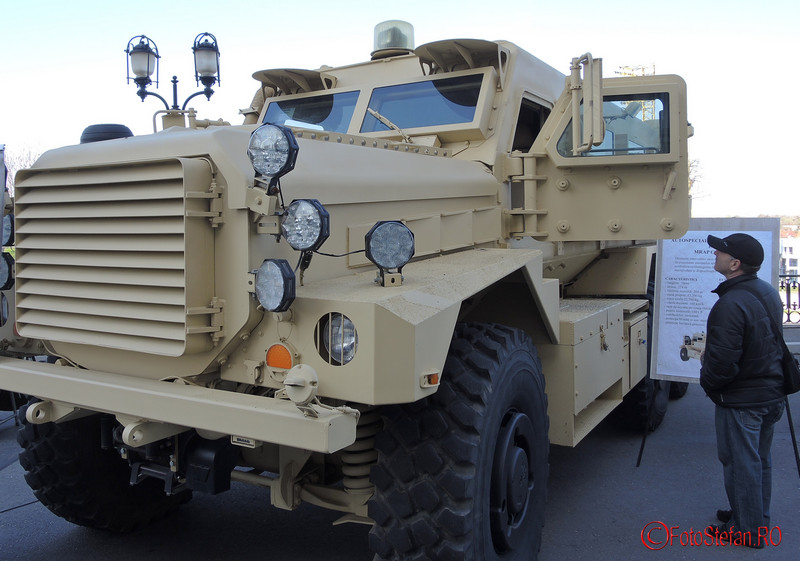 poza masina militara curtea mapn