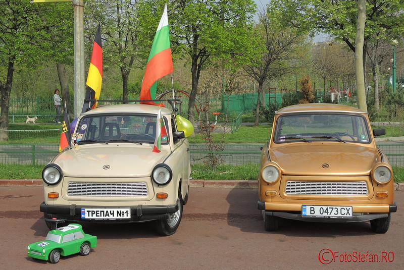 poze Intalnirea de primavara a Trabantistilor in Parcul Lumea Copiilor Bucuresti