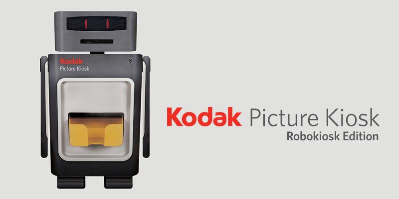 farsa 1 aprilie Kodak Robokiosk