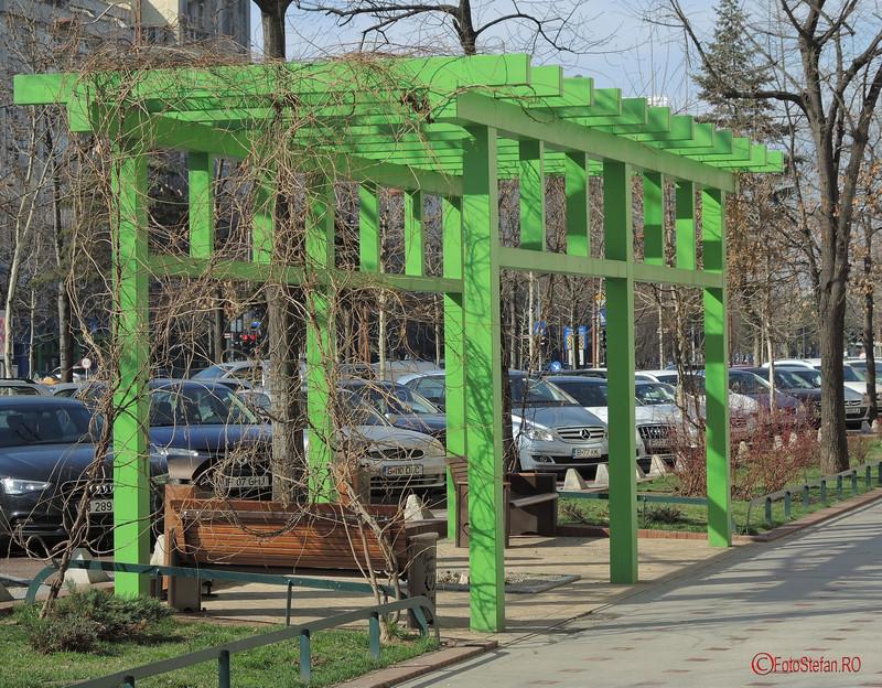 fotografii pergole colorate bucuresti bulevardul unirii