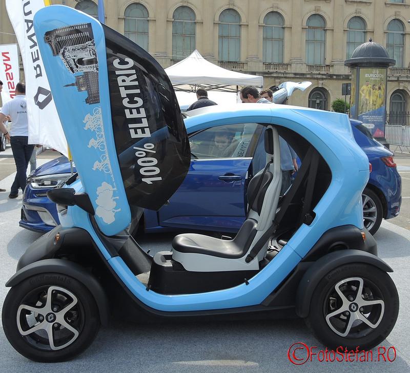 poza Renault Twizy masina electrica