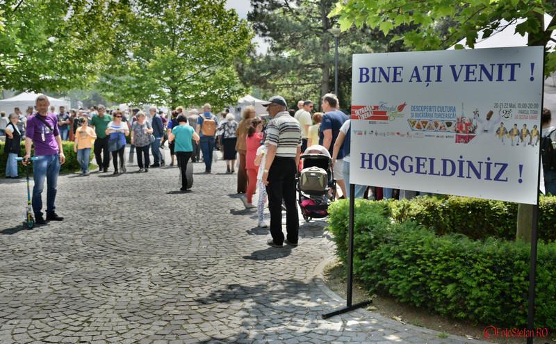 poze festivalul turcesc bucuresti parcul titan