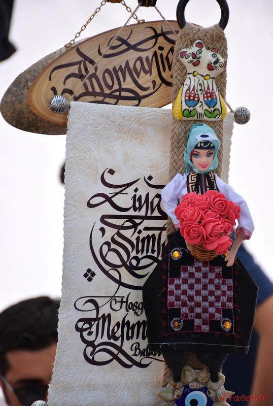 poza decor festivalul turcesc parcul titan
