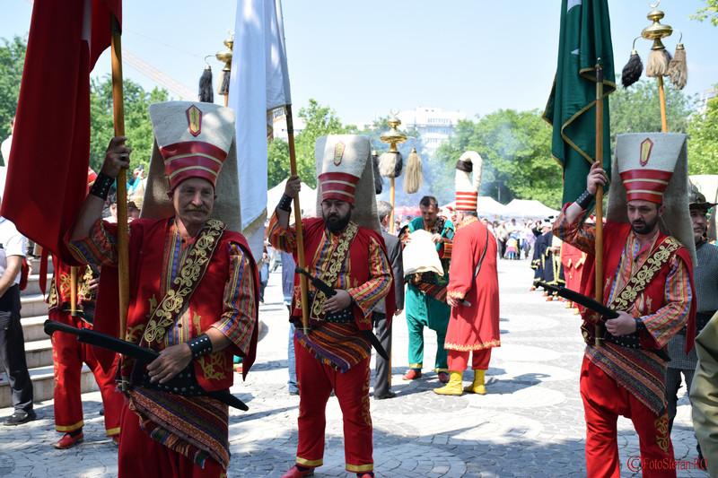 poza fanfara otomana festivalul turcesc bucuresti