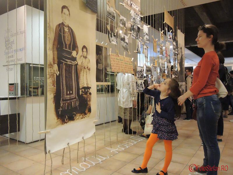fotoreportaj proiectul IMAGINEA-MARTOR ateliere de arhivare performativă Muzeul Taranului Roman MTR Bucuresti
