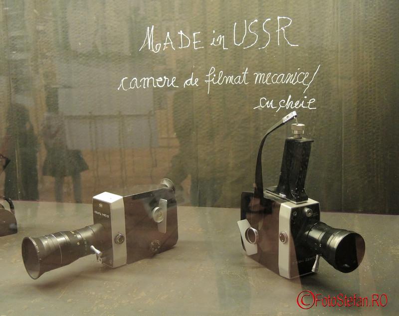 muzeul taranului roman bucuresti vechi aparate foto