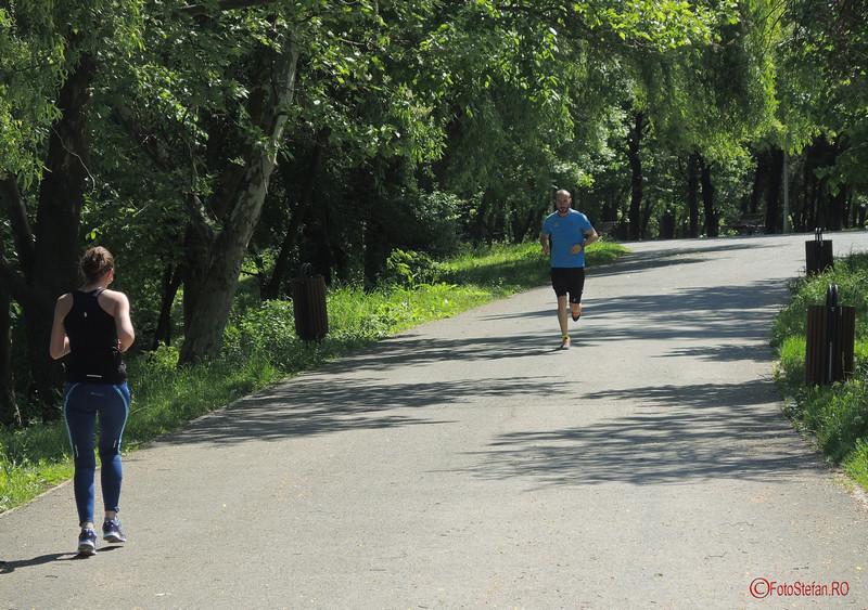 poze alergare alee parcul pantelimon sector 3 bucuresti