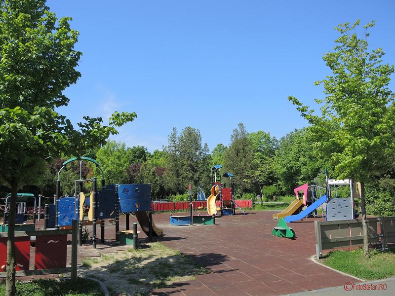 loc de joaca parcul pantelimon bucuresti sector 3
