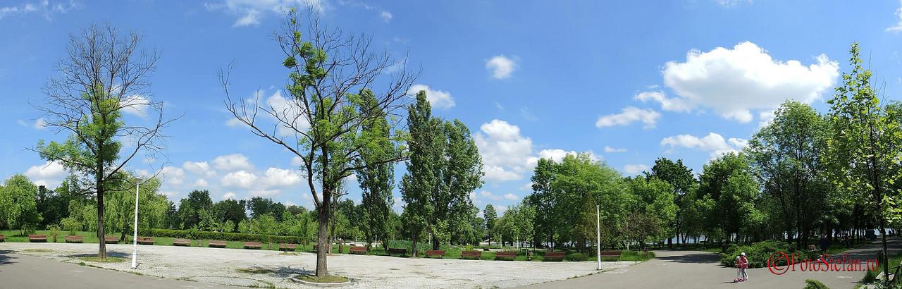 poza panoramica parcul pantelimon bucuresti