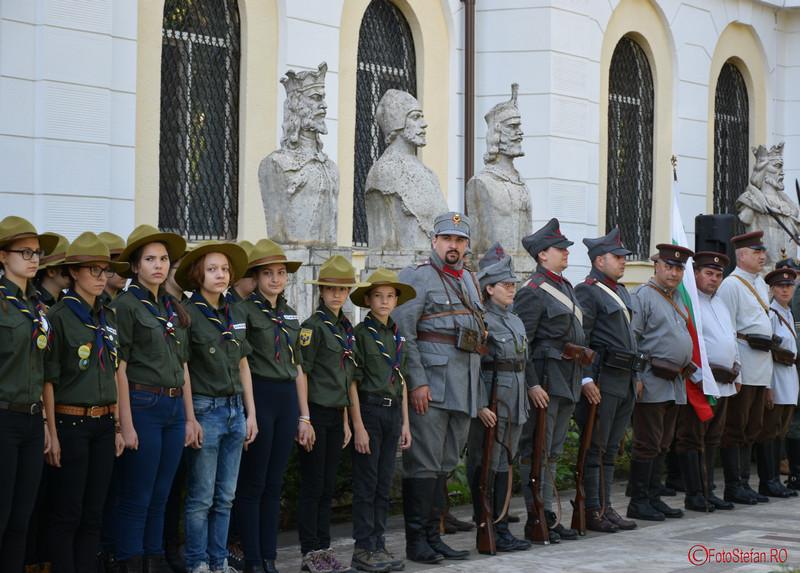 """fotografii parada Zilele Muzeului Militar National """"Regele Ferdinand I"""" Bucuresti"""