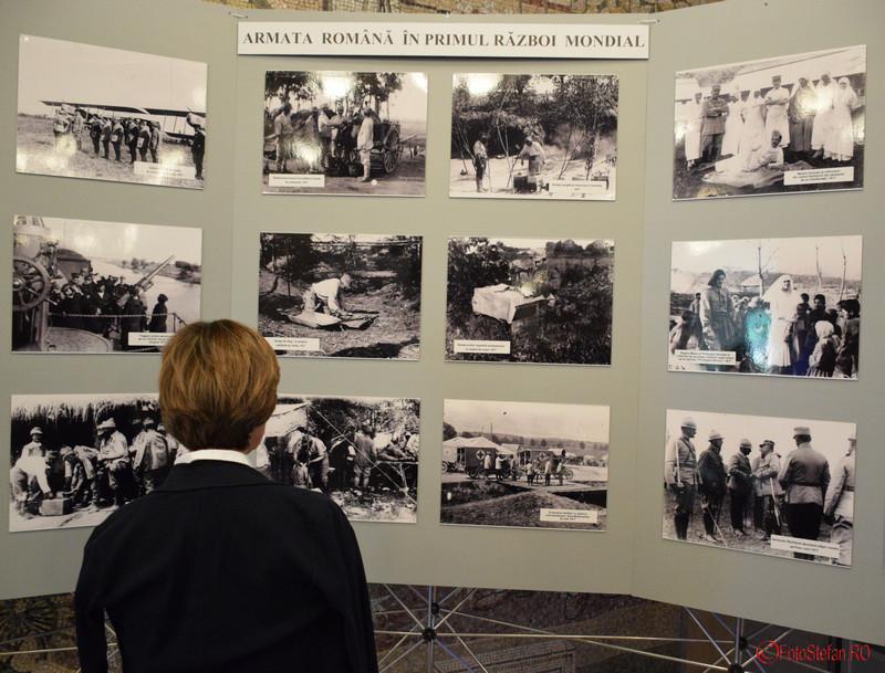 """fotografii Zilele Muzeului Militar National """"Regele Ferdinand I"""" Bucuresti"""
