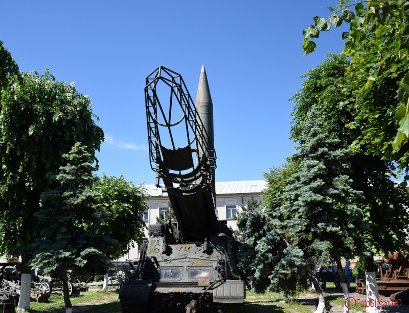 poza racheta muzeul militar bucuresti