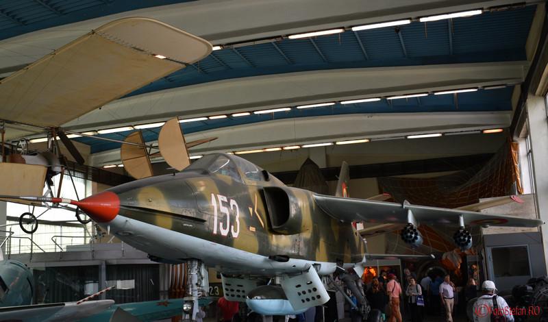poza avion iar 93 muzeul militar bucuresti