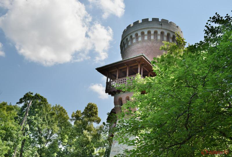castelul tepes parcul carol bucuresti