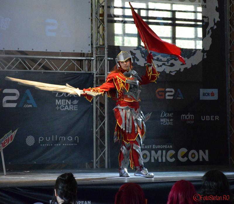 poze East European Comic Con (EECC) Bucuresti 2016