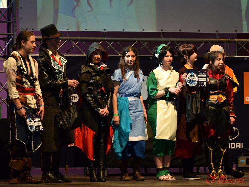 poze East European Comic Con (EECC) Bucuresti romexpo