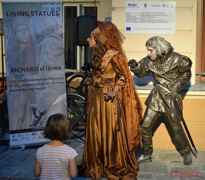 festivalul-statuilor-vivante-bucuresti-richard3