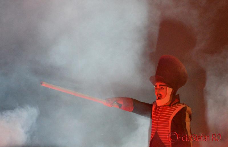 poze Spectacolul Globe la Festivalul International de Teatru de Strada Bucuresti