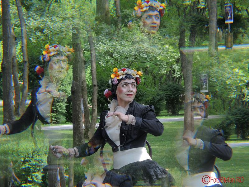 Frida Kahlo poza filtru multivision multi image