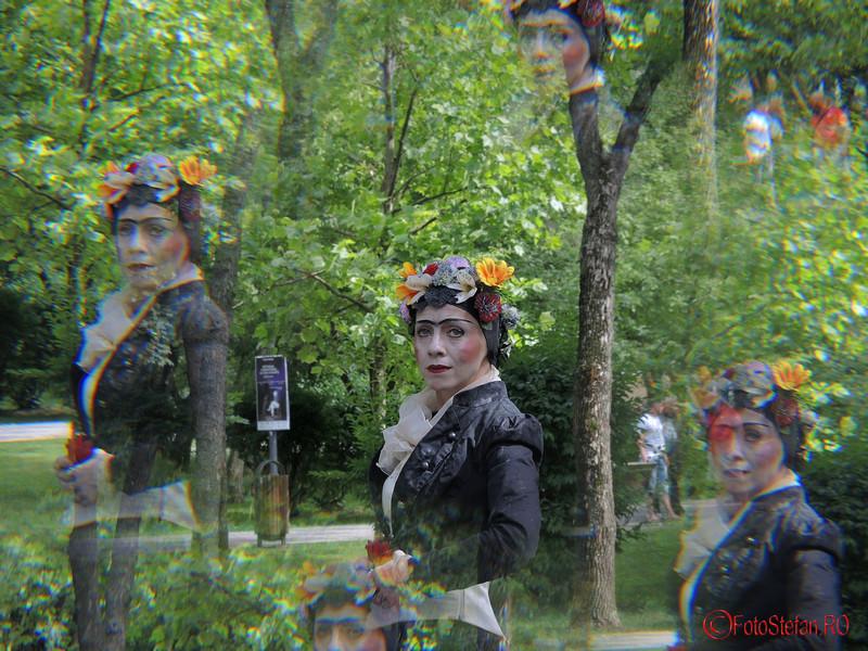 Frida Kahlo poza filtru multivision