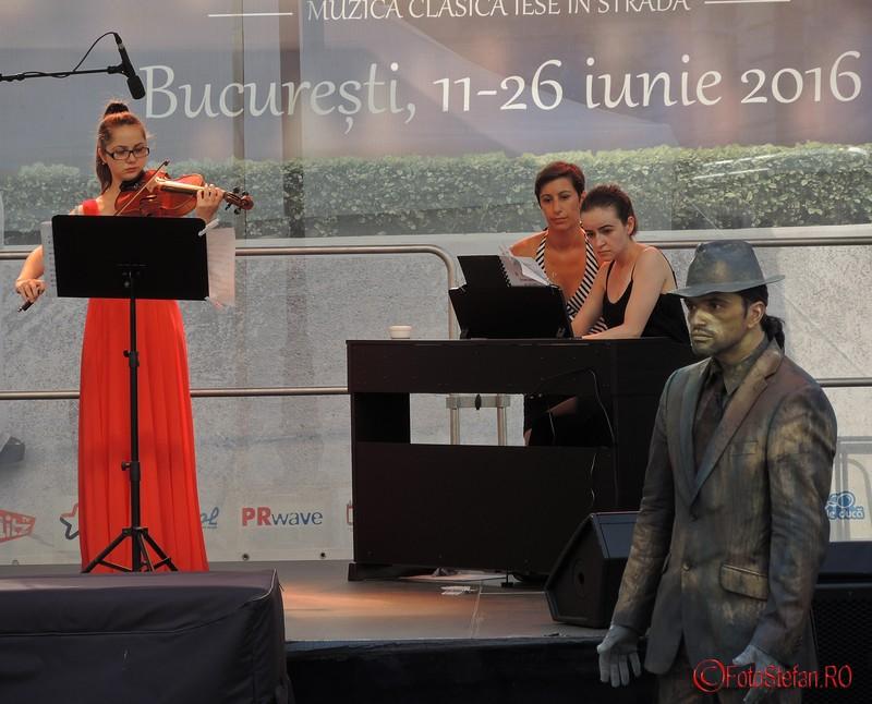 poza simfonii pe asfalt lipscani centrul istoric bucuresti