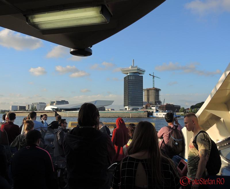 poza A'DAM  vazut din feribot