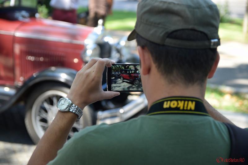 poze fotograf antebellum expozitie vehicule istorice