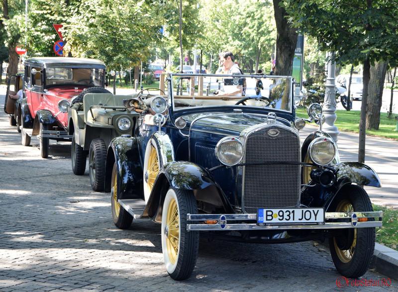 poze vehicule istorice bucuresti
