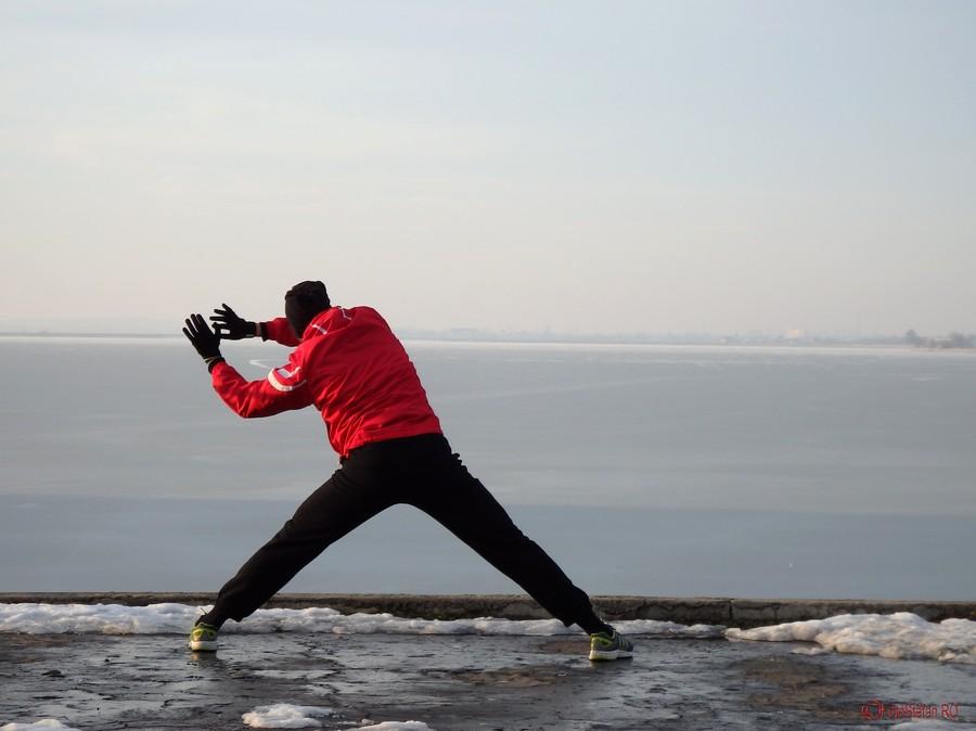 poza exercitiu fizic lacul morii bucuresti