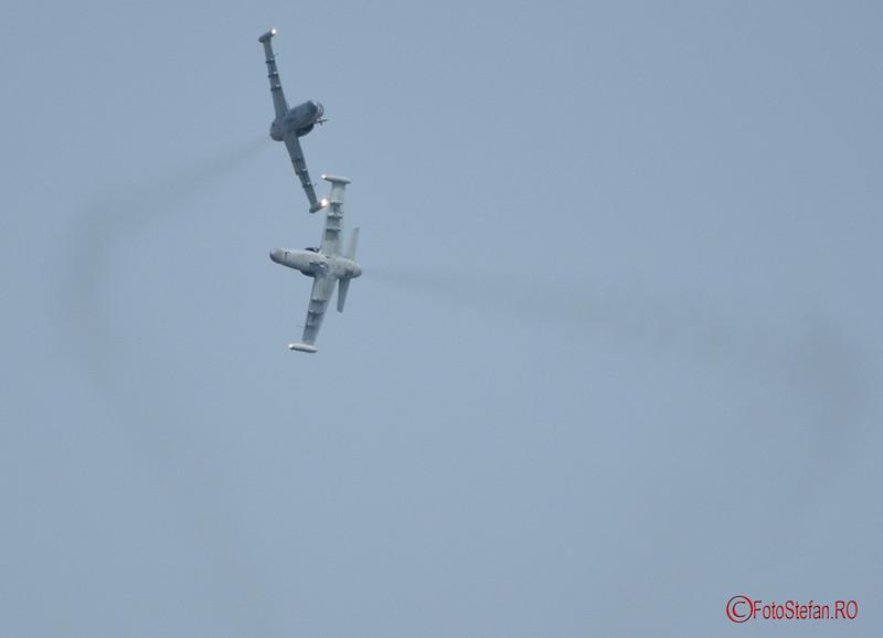 poze avioane Aero L-159 ALCA airshow bucuresti