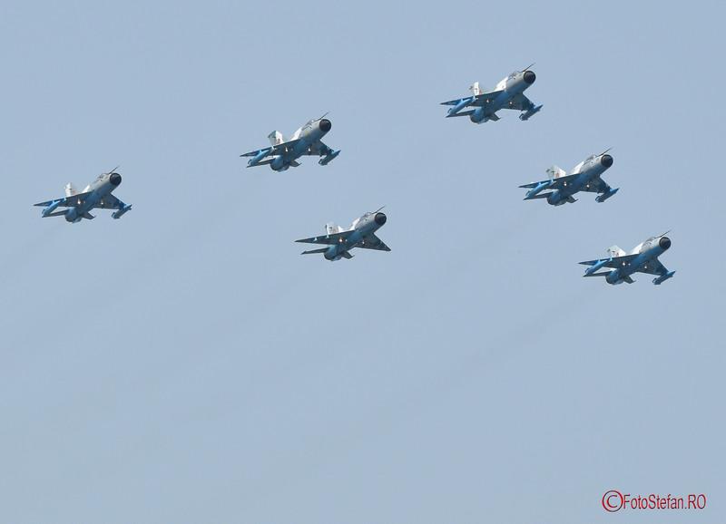 poza avioane mig 21 lancer bucharest airshow