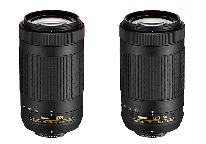 poza teleobiective Nikon 70-300mm f4.5-6.3G ED AF-P
