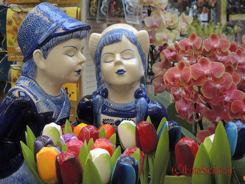 poza piata de flori din amsterdam